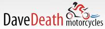 Dave death motorcycles logo