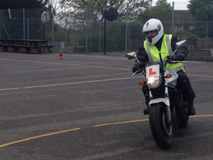 """Very enthusiastic instruction to the highest standard, the individually tailored course and the big bike has made this an really awesome day.  Many thanks to Paul, Colin and James for making CBT so enjoyable."" Richard O'Callaghan"